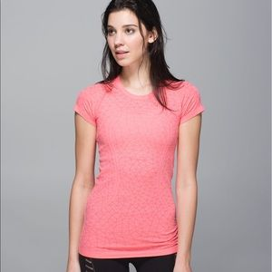 Lululemon Short Sleeve Swiftly